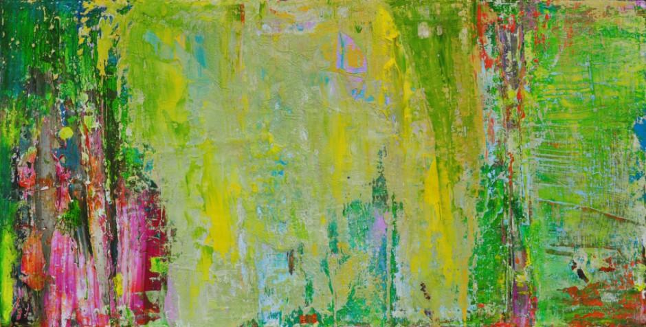 Havanna | Oil on canvas | 80 x 160 cm