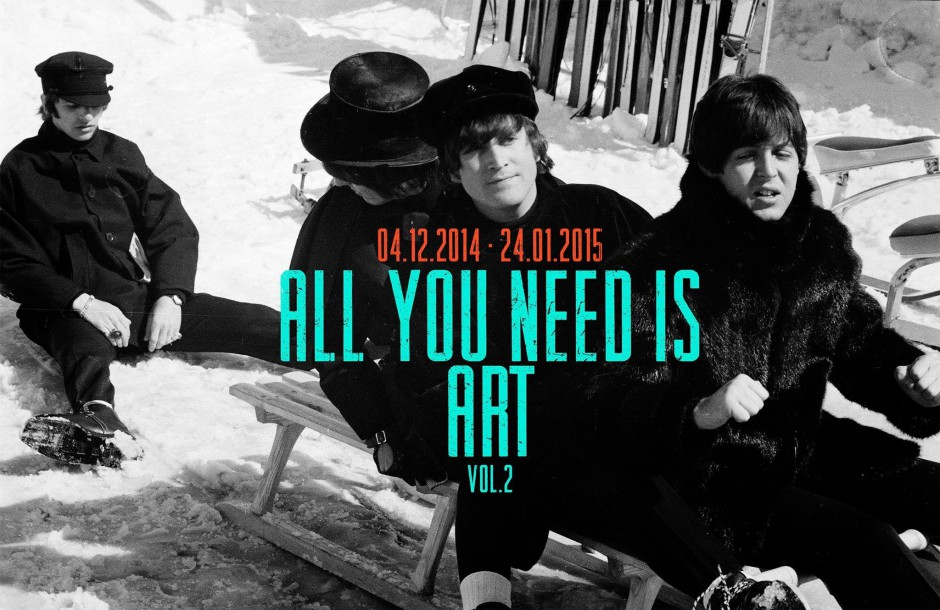 "Group Exhibition ""ALL YOU NEED IS ART Vol. 2"" 