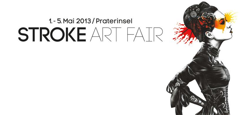 STROKE Art Fair Munich | 01.05. – 05.05.2013