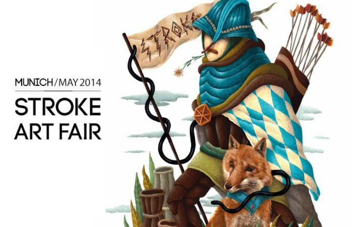 STROKE Art Fair Munich | 30.04.2014 – 04.05.2014